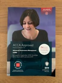 Advanced Performance Management (APM) ACCA Approved