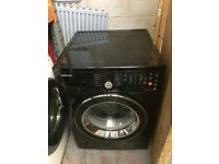 SAMSUNG 7KG BLACK WASHING MACHINE RECONDITIONED