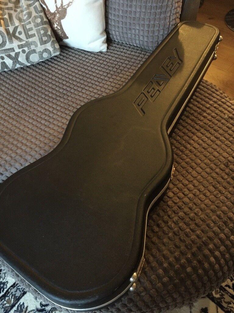 Guitar case peavey