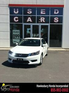 Honda Accord Sedan LX 2013 H6-252A