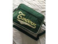 Men's green Converse shoulder bag