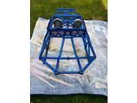 Losi dbxl custom cage