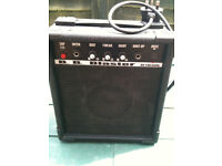 Guitar amp (BB blaster practice amp)