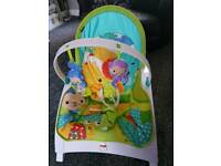 Fisher price rocker seat