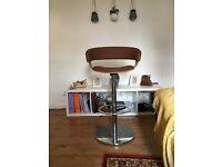 "Allermuir ""mollie"" contemporary bar stool"