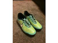 Nike Football Boots Magista Size UK 8 £10