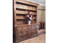Antique Solid Pine Dresser
