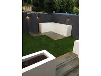 Landscape gardening in Brighton and Hove