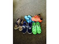 Adidas kids football boots n shoes some never been worn