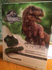 Jurassic World VRSE VR Entertainment system