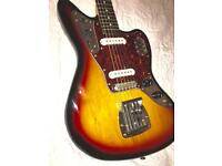 Fender Squier Vintage Modified Jaguar (3-Colour Sunburst)
