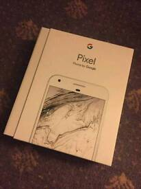 "Google Pixel 5"" Sealed Brand New"