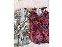 Superdry ladies shirts - size medium. Excellent condition