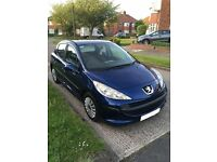 Peugeot 207 - available Aug 17