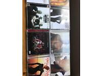 Cd collection for sales around 500 cds. Mainly soul, RnB and 80's.