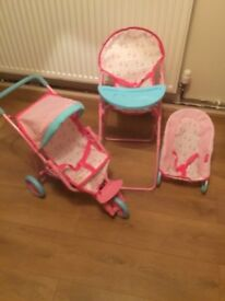 Early learning centre buggy