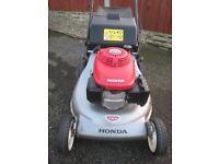 Lawn Mower Honda Izy HRG536 for sale