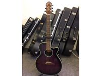 Crafter FX550EQ Electro Acoustic Guitar