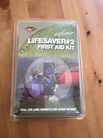 Lifesaver First Aid Kit