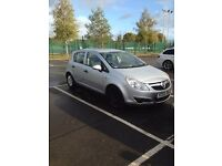 Vauxhall Corsa 1.2 2008MY 8 Months MOT 59k Miles Very Good Condition