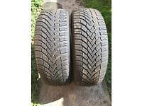 205/55/16 Used tyres for sale BARGAIN