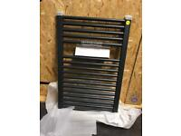 Anthracite towel warmer