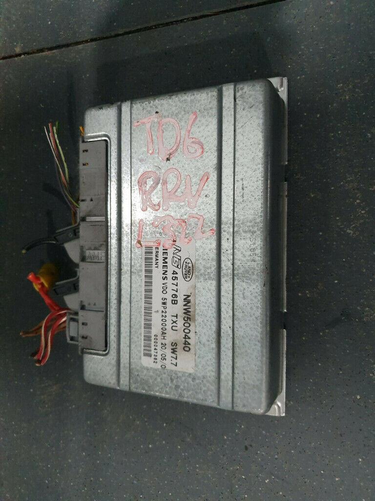 Original Range Rover Vogue L322 TD6 3 0 Transfer Box Control Unit ECU  5WP22000AH | in Hayes, London | Gumtree