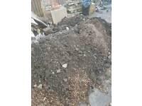 Soil/hardcore Infill