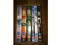 Lost Dvd Box Set.