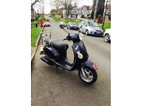 2014 BOATION MONZA 125cc MOPED ONLY £799