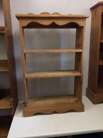Display unit, bookcase