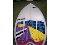 Fourth Doofer surfboard 6'0