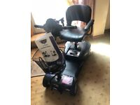 Brand new mobility scooter used once