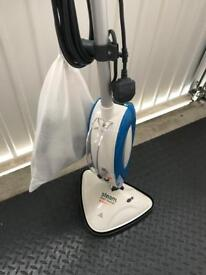 Vax 2 in 1 Steam Mop with accessories, £30 ONO