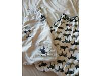 Mixed bundle of boys clothes 3-6 months
