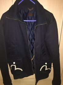 Evisu Designer Jacket Coat