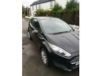 Ford, FIESTA, Hatchback, 2013, Manual, 1241 (cc), 3 doors