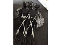Double black buggy