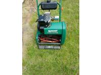 Qualcast lawn mower sold