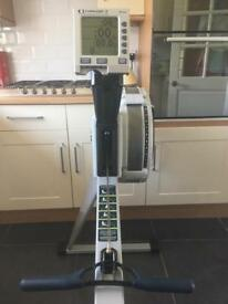 Concept 2 Rower / Rowing Machine Model E with PM4 With Extras, Very Low Use
