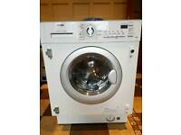 AEG L61271WDBI Integratesh load 4kg dry load 1200 Washer Dryer Rrp £579