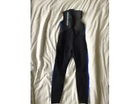 Gul long John wetsuit size small ,suit age 4 - 6 years approx,