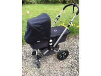 Bugaboo Buggy and stroller with bassinet & extra accessories. Great condition. Pet/smoke free home