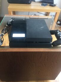 SONY PS4 CONSOLE