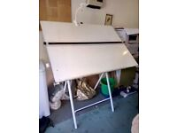 A0 size Drawing Board and stand