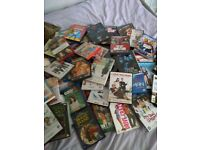 Over 150 Dvds Inc Friends Complete - Ideal for Car Boot Salesmen Inventory