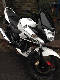 Honda CBF 125 Motorbike- perfect first bike