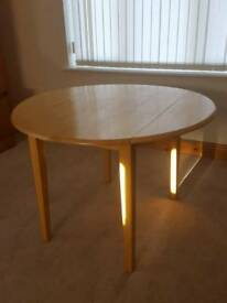 Table & 4 Chairs feel free to contact me. Can deliver