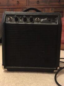 Fender SP.10 practice amp