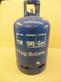 15kg BUTANE BLUE CALOR GAS BOTTLE – EMPTY